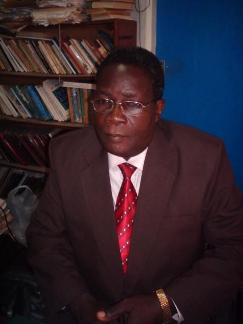 ABIMBOLA, Prof. Isaac Olakanmi