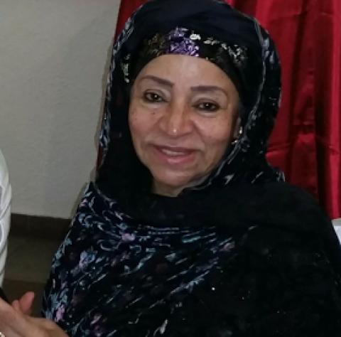 ABACHA, Maryam Sani