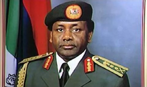 ABACHA, Gen Sani