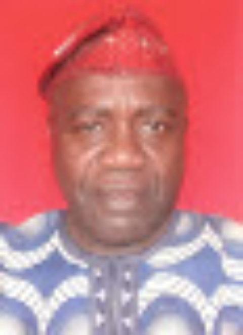 ADEROUNMU, Prof. Olusola William