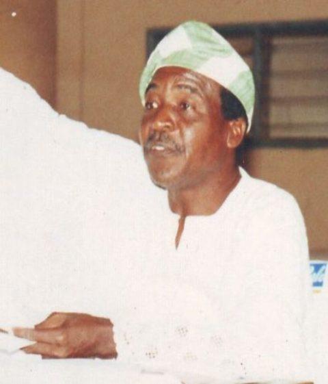 AFOLABI, Dr. (Chief) Joseph Bandele