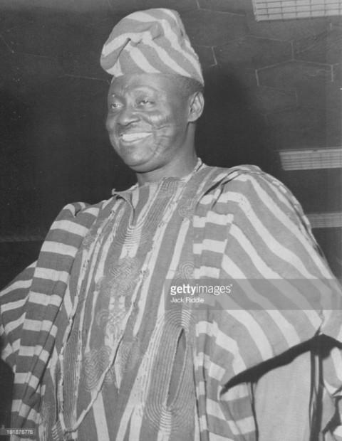 Adeleke, Chief Ayoola