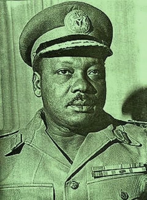 AGUIYI-IRONSI, (Gen) Johnson Thomas Umunnakwe