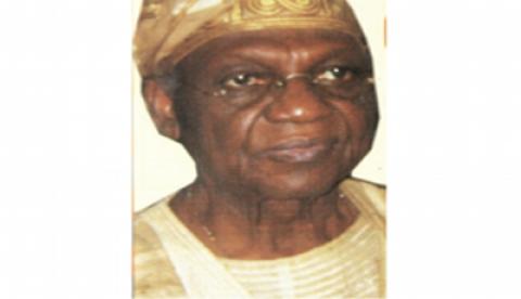 AJAYI, Chief Godwin Olusegun Kolawole