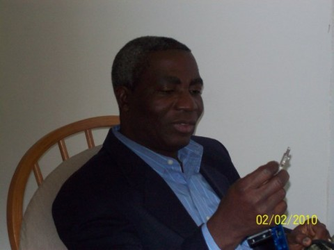 AJAYI, Jacob Olusegun