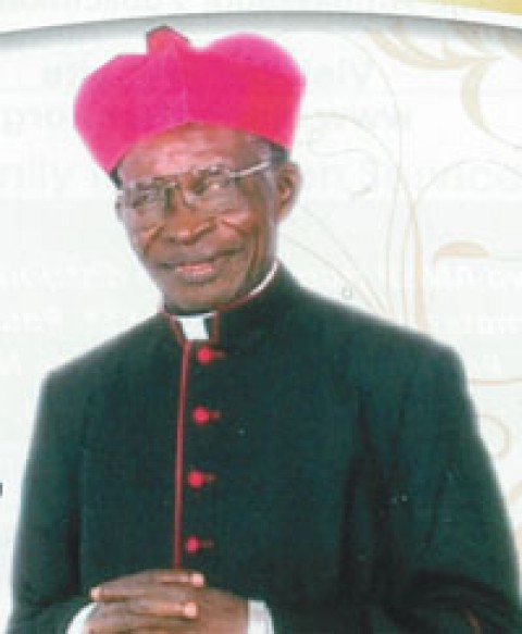 AKPAN, Rev Msgr Godwin Pius
