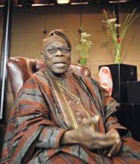 OBASANJO, Chief (Dr) Matthew Olusegun Aremu