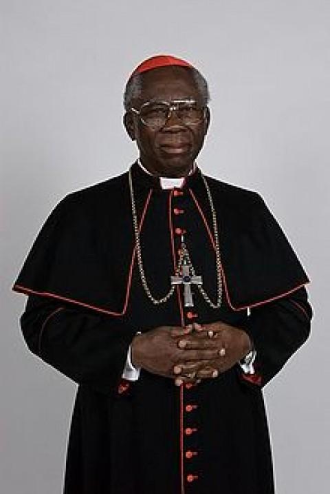 ARINZE, Francis Cardinal