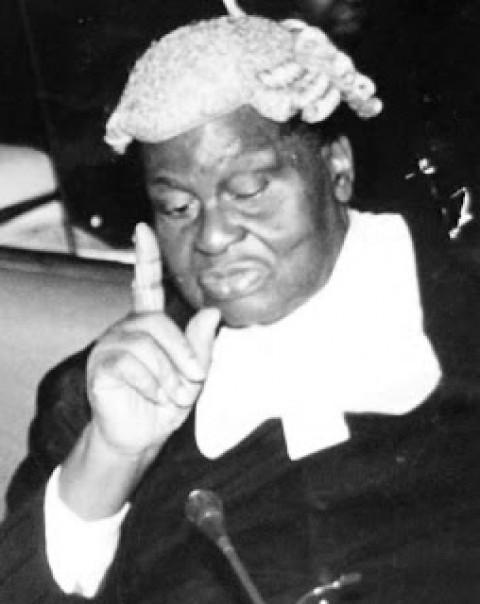 WILLIAMS, Chief Frederick Rotimi Aladen (Late)