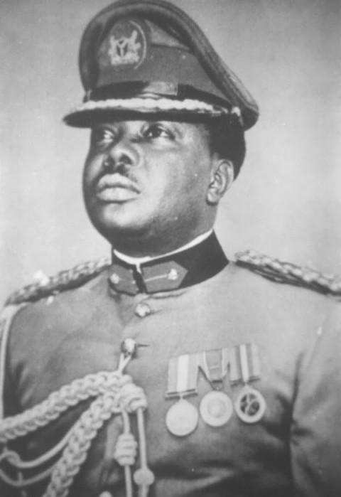 MOHAMMED Murtala (1938-1976)