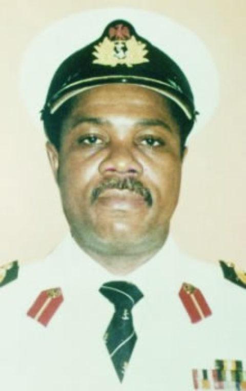 ONYEARUGBULEM, Navy Capt Anthony Ibe (Late)