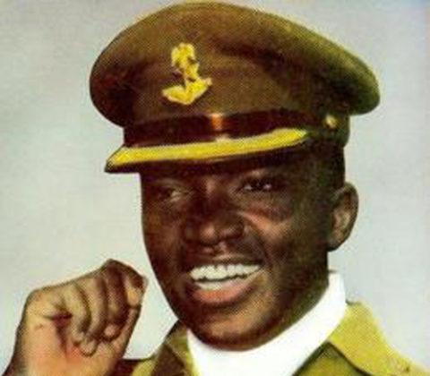 NZEOGWU Maj. Patrick 'Kaduna' Chukwuma (Late)