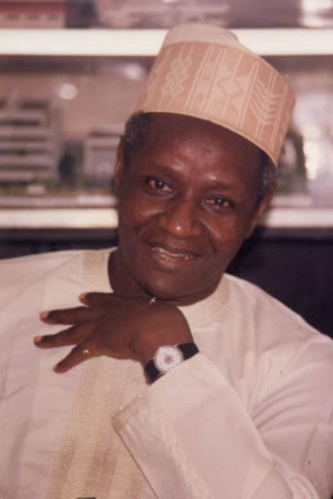YAR'ADUA, Maj-Gen. Shehu Musa (Late)