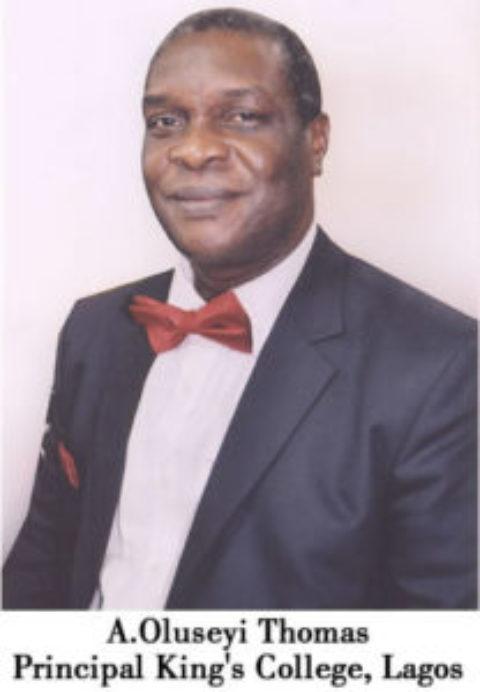 THOMAS, Oluseyi Anthony