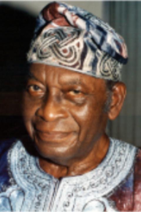 FAFUNWA, Prof Aliu Babatunde(Late)
