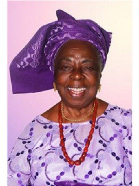 OGUNSHEYE, Prof. (Mrs) Adetoun Felicia
