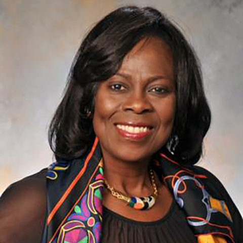OLOPEDE, Prof (Mrs) Olufunmilayo