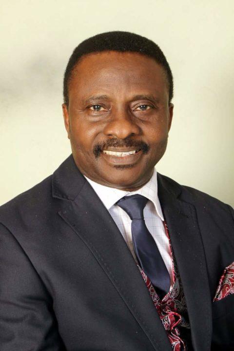 AYOKUNLE, Rev (Dr). Samson Olasupo Adeniyi