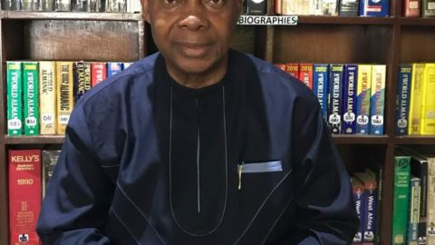 Famous media librarian plans big for Nigeria