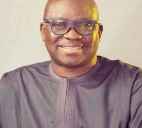 FAYOSE, Dr. Peter Ayodele