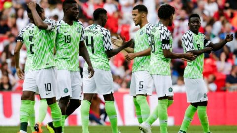 BLERF's WHO's who in the Super Eagles