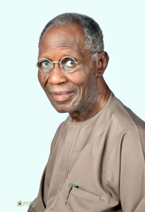 OMOTAYO, Amb. Albert Gbolahan (MFR)