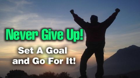 Don't Give up: There's Victory Ahead!