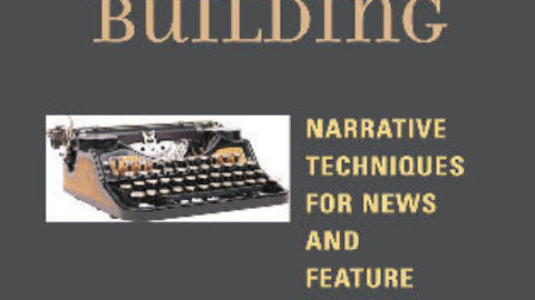 Ndaeyo Uko's Story Building: Narrative Techniques for News and Feature Writers
