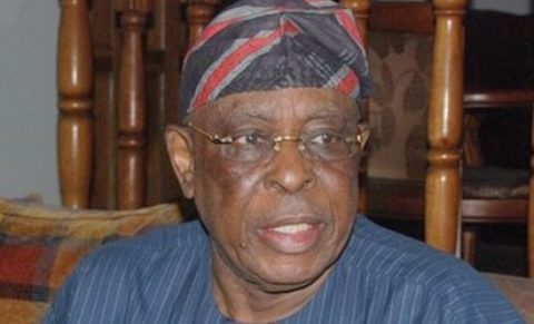 OSOBA, Chief Aremo Olusegun