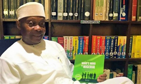 I 'sold' idea of presidential library to Obasanjo – Nyaknno Osso