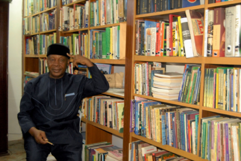 Nyaknno Osso: My uncle refused to pay my fees to study library science instead of medicine
